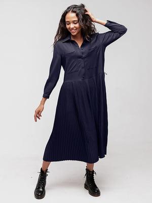 Сукня темно-синя   5339998