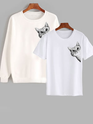 Набір: світшот і футболка | 5340006