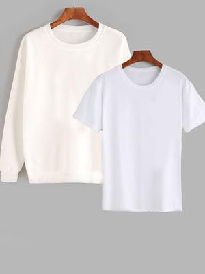 Набір: світшот і футболка | 5340008