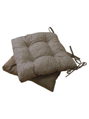 Подушка на стілець (40х40 см) | 5331823