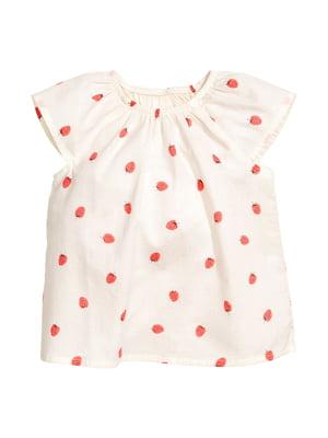 Блуза белая | 5340846