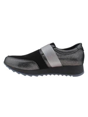 Кросівки чорні | 5340586