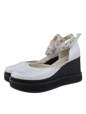 Туфлі сірі | 5340587
