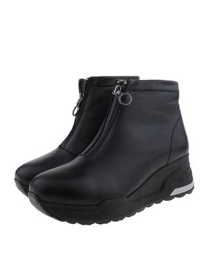 Ботинки черные | 5340594
