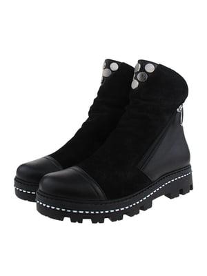 Ботинки черные | 5341115