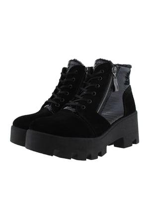 Черевики чорні | 5341118