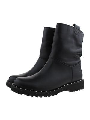 Черевики чорні | 5341124