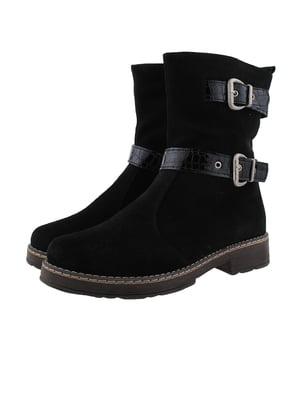 Ботинки черные | 5341125