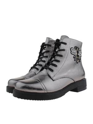 Ботинки черные | 5341133