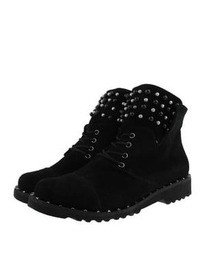 Ботинки черные | 5341135
