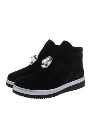 Ботинки черные | 5341137