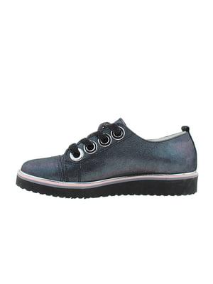 Туфли синие   5341208