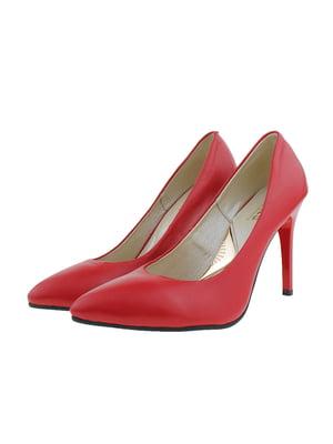 Туфлі червоні | 5341212
