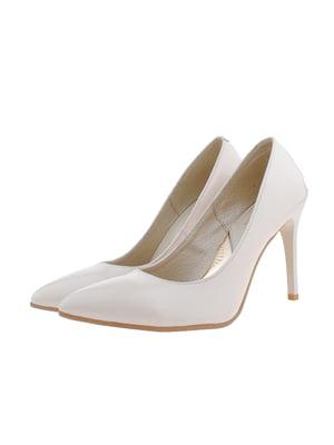 Туфлі бежеві | 5341213