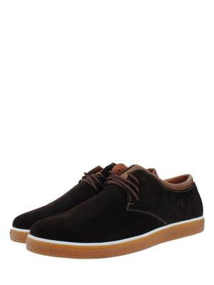 Туфли коричневые | 5339248