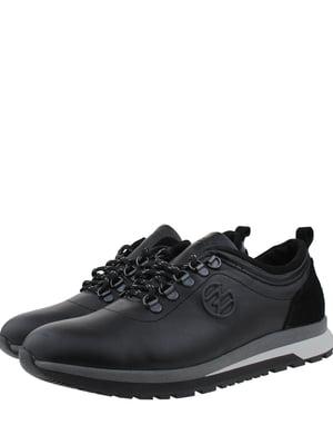 Кросівки чорно-сірі   5339252