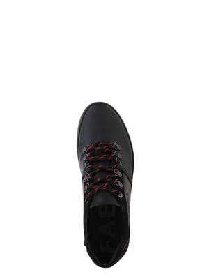 Кроссовки черно-красные | 5339255