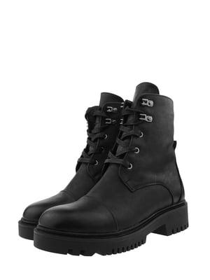 Черевики чорні | 5341252
