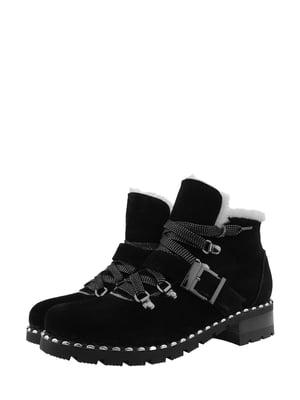 Черевики чорні | 5341260