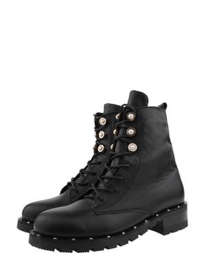 Черевики чорні | 5341269