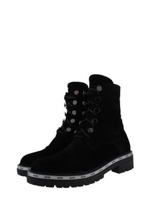 Черевики чорні | 5341308