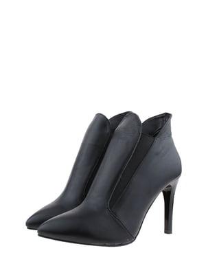 Черевики чорні | 5341317