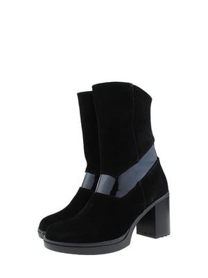 Ботинки черные | 5341340