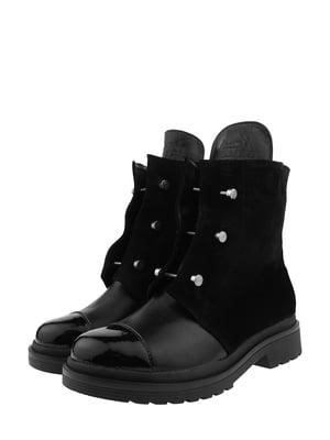 Ботинки черные | 5341362