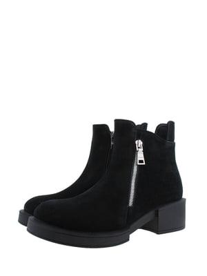 Ботинки черные | 5341379