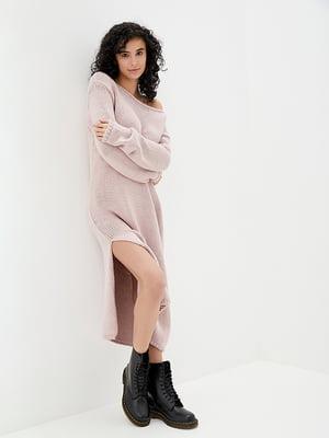 Сукня пудрового кольору | 5341108