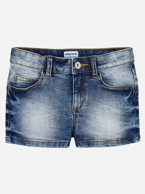 Шорти джинсові сині | 5327212