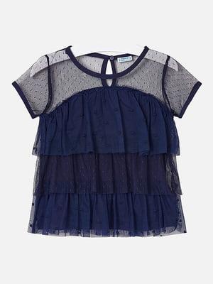Блуза синя   5327269