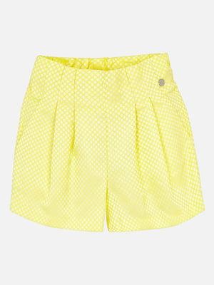 Шорти жовті | 5327270