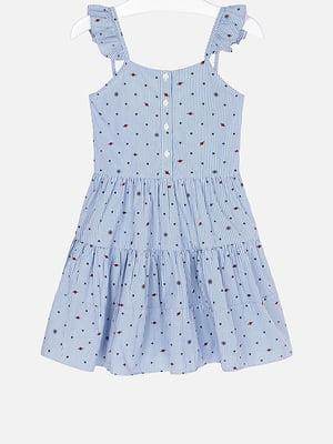 Сукня блакитна   5327300