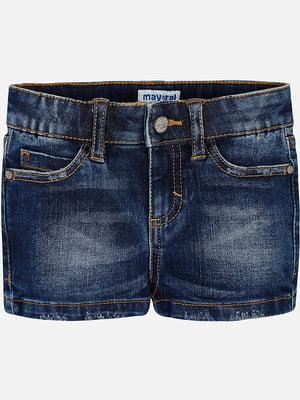 Шорти джинсові сині | 5327308