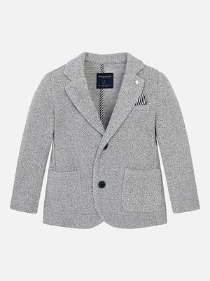 Піджак сірий | 5327373