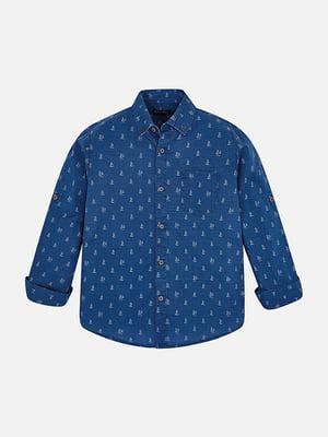 Сорочка синя | 5327410