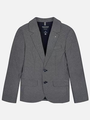 Піджак сірий | 5327418
