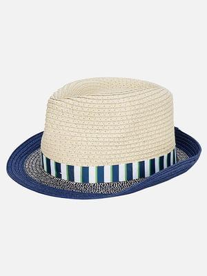Шляпа голубая | 5327465