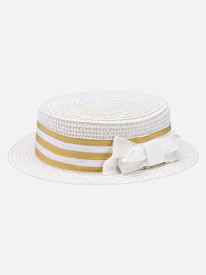 Шляпа кремового цвета | 5327467