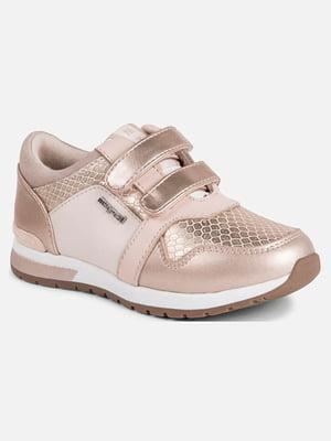 Кросівки рожеві | 5327507