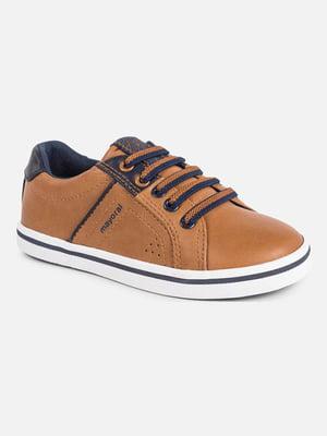 Туфли коричневые | 5327519