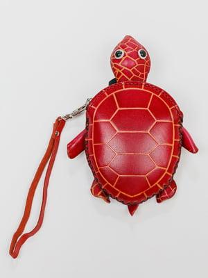 Брелок-ключниця червоний | 5335852