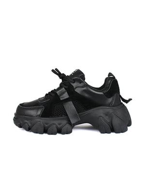 Кросівки чорні | 5341920