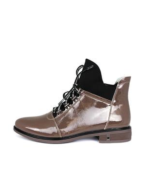 Ботинки серые | 5341922