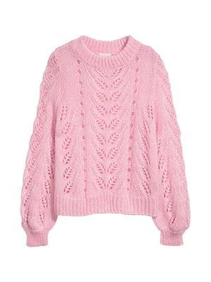 Джемпер рожевий | 5343087