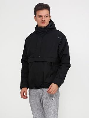 Куртка спортивная черная | 5343137