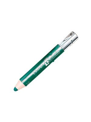 Тени-карандаш водостойкие — бирюза   5341999