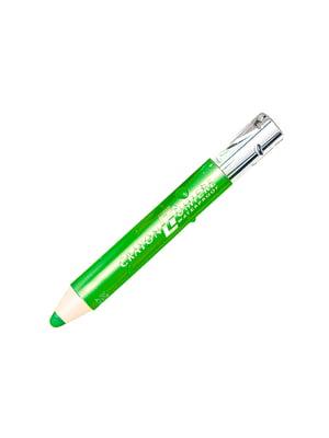 Тіні-олівець водостійкі — салатовий   5342000