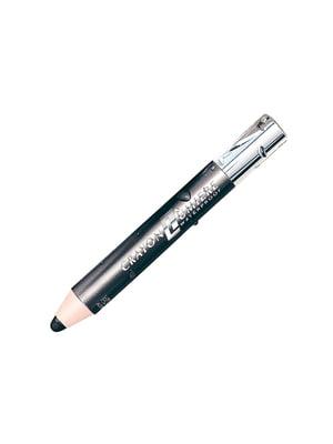 Тени-карандаш водостойкие — черный   5342010